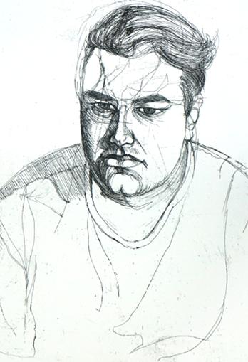 Darius etching_by_artist_Richard_Tomlin