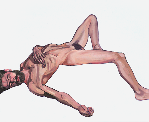 Wasted Again by artist Richard Tomlin